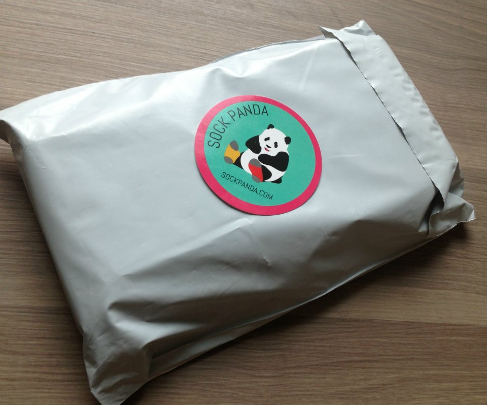 Sock Panda Review - January 2013 - Monthly Sock Subscription Boxes!