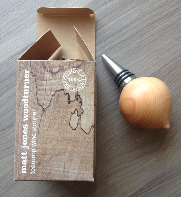 My Ireland Box Review - March 2013 - Monthly Irish Artisan Crafts