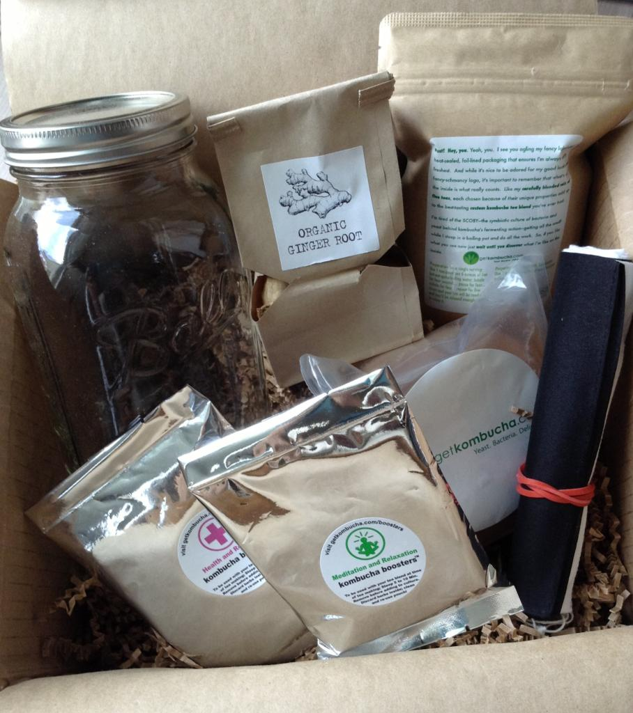 Homegrown Collective Green Box Review - March 2013 Subscription