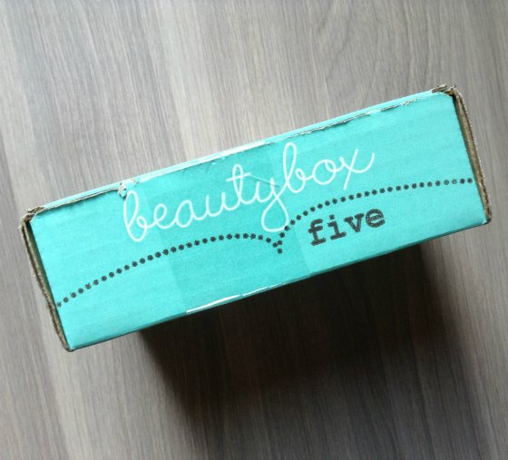 Beauty Box 5 Review - June 2013 - Monthly Makeup Subscription