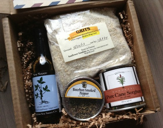 Our Local Box Review - Monthly Subscription Box - June 2013