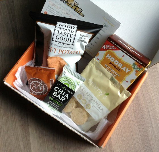 Bestowed Box Review - Healthy Snack Subscription Boxes