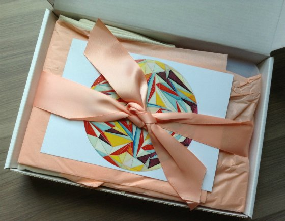 Whimsey Box Review - Craft Subscription Box - July 2013
