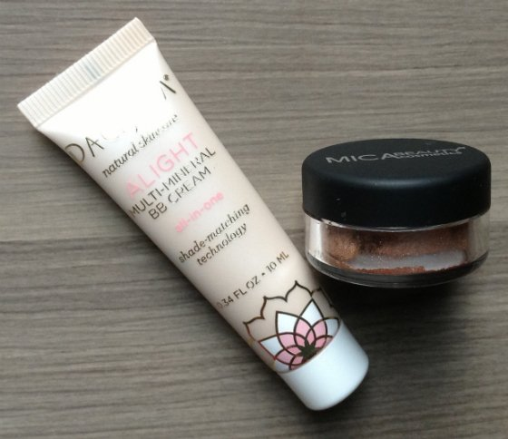Ipsy August 2013 Review - Makeup Subscription