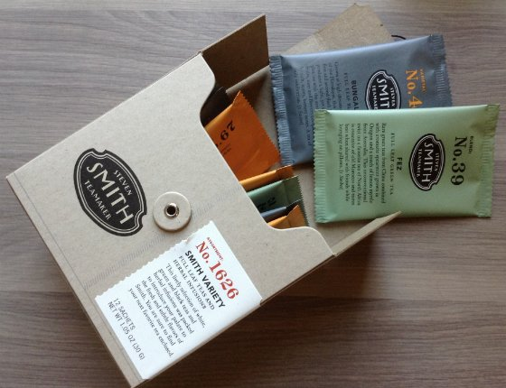 Fancy Food Box Review - September 2013