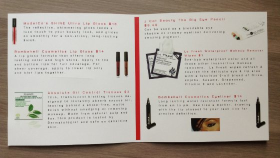 Lip Factory Subscription Review - September 2013