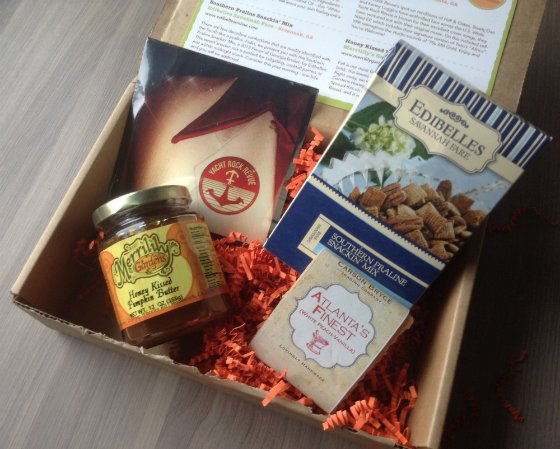 Georgia Crafted Review - Local Subscription Box