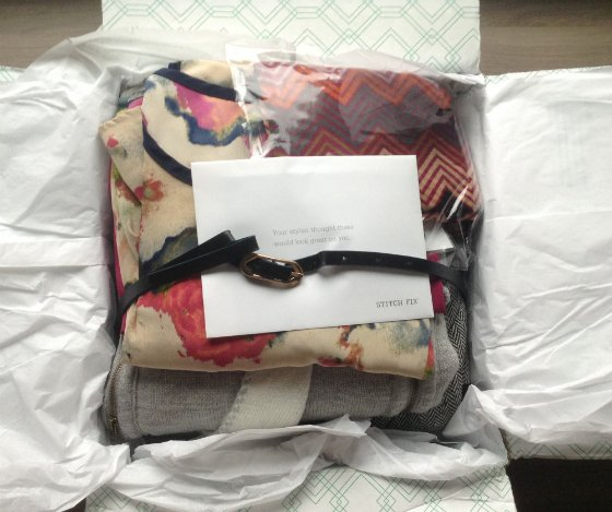 Stitch Fix Review - October 2013