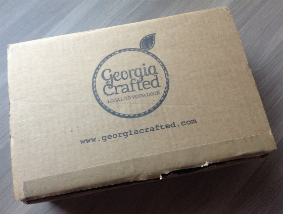 Georgia Crafted Subscription Box Review - November 2013