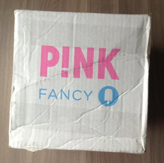 Pink Fancy Box Review - October 2013
