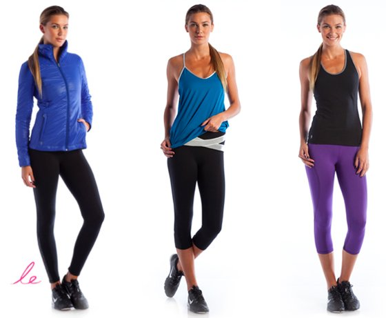 Ellie Fit Fashionista December Collection & $10 Off Coupon!