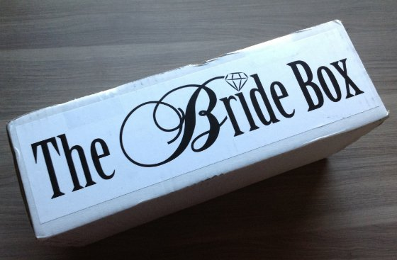 The Bride Box Subscription Box Review - Dec 2013 First Look