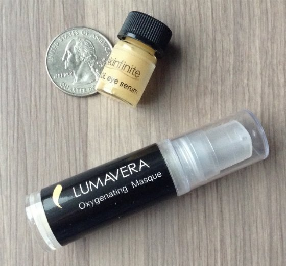 Discover With Marta Subscription Review - Holiday 2013 Eye Serum