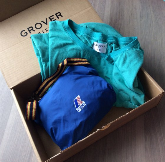 Grover & Friends Review - Men's Clothing Subscription - Jan 2014 Items