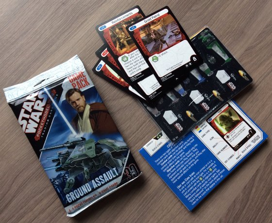 Loot Crate Review & Coupon Code - January 2014 Star Wars Cards