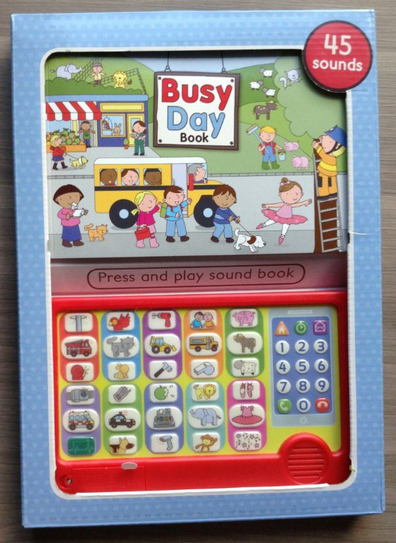 Bluum Baby Subscription Box Review - February 2014 Toy