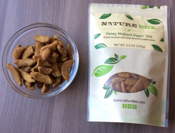 Nature Box Subscription Review & 50% Off Coupon Sticks