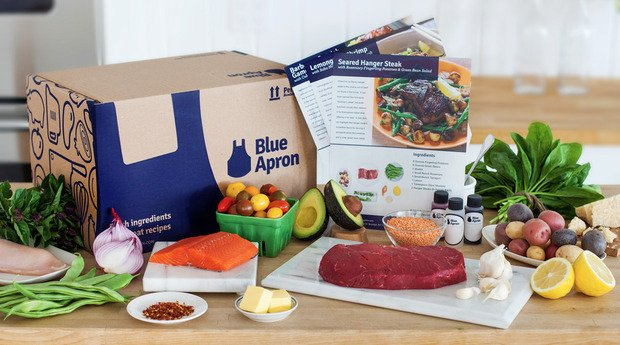 Blue Apron 35% Off!