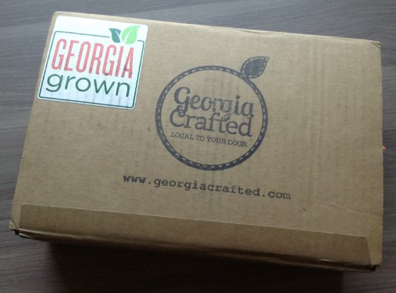 Georgia Crafted Subscription Box Review - April