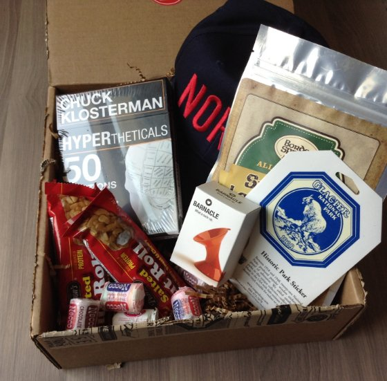 Andrew Zimmern Quarterly Subscription Box Review #ZIM03 Items