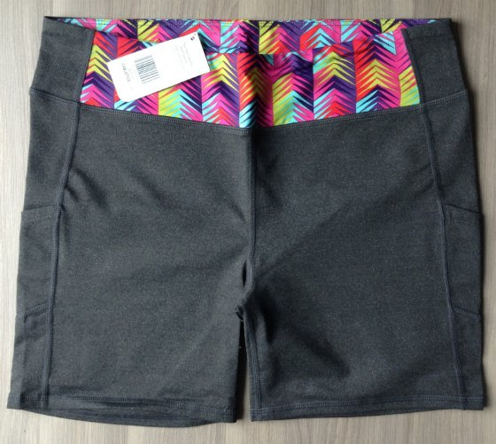 Fabletics Review & $25 Off Coupon - July 2014 Shorts