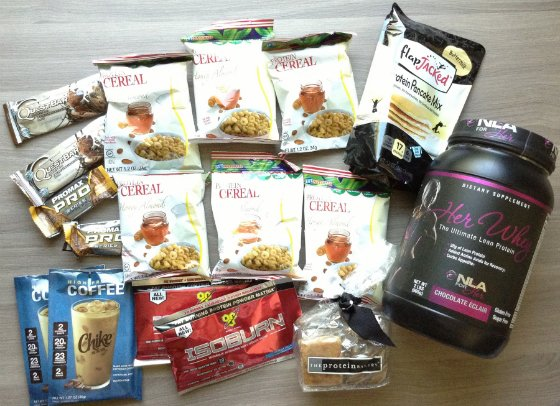 Pretty Fit Fitness Subscription Box Review & $10 Coupon Items