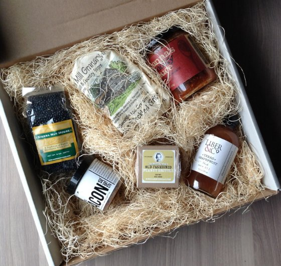The Fare Trade Food Subscription Box Review - June 2014 Items