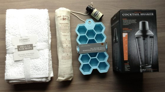 Tyler Florence Fancy Box Review - July 2014 Items