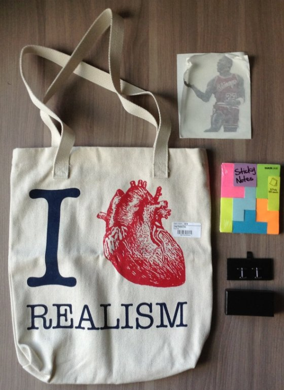 Verbal Fancy Subscription Box Review - July 2014 Items