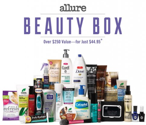 Allure Fall Beauty Box