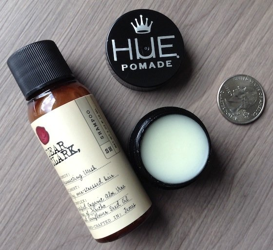 Birchbox Man Subscription Box Review - September 2014 Hue