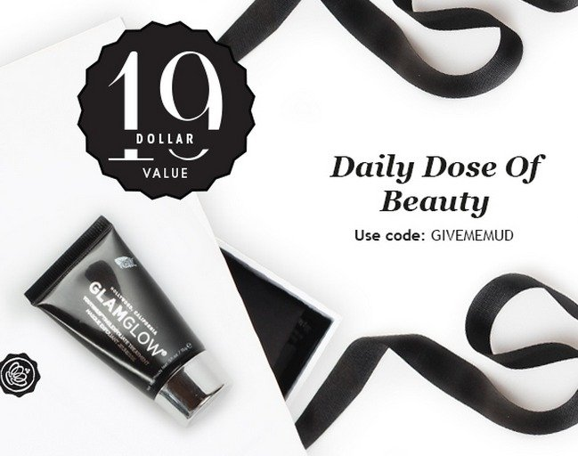 GlossyBox Daily Dose of Beauty Promo – Day 3!