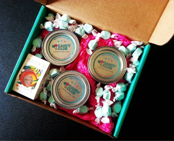 Candy Club Subscription Box Review - August 2014 First Look