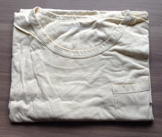 Grover & Friends Men's Clothing Subscription Review – Sept 2014 T Shirt