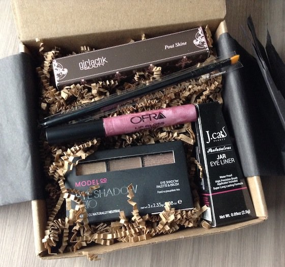 Lip Factory Beauty Subscription Box Review – September 2014 Items