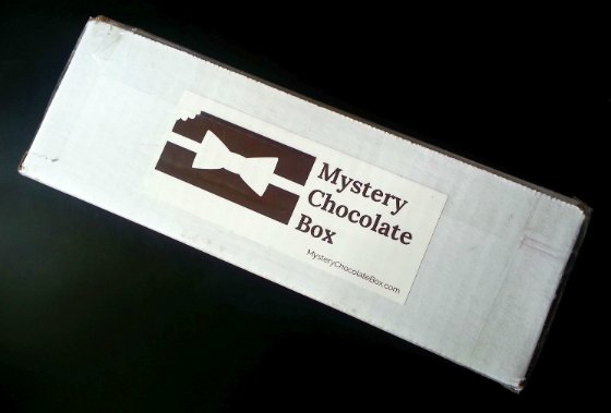 Mystery Chocolate Box Subscription Review - Sept
