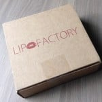 Lip Factory Beauty Subscription Box Review – October 2014