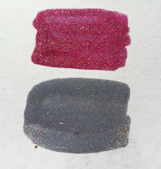 Black Dahlia Lacquer Subscription Box Review - November 2014 Swatches