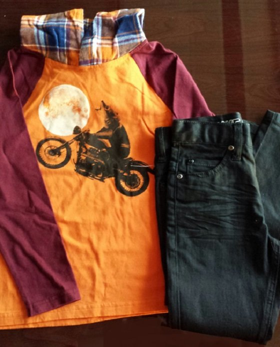 FabKids Subscription Review: Boys Edition – January 2015 Wolf Outfit