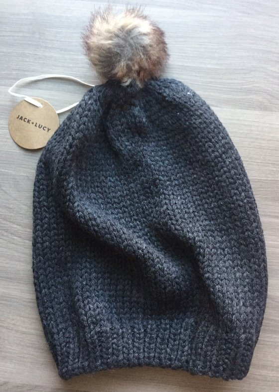 POPSUGAR Must Have January 2015 Review + Coupon Beanie