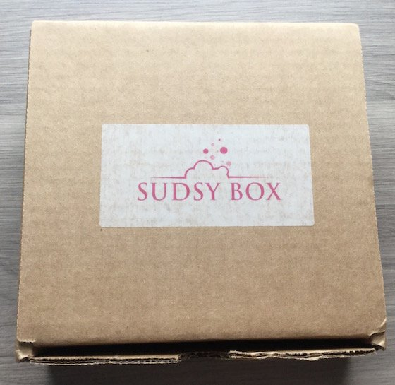 Sudsy Box Subscription Review – February 2015 Box