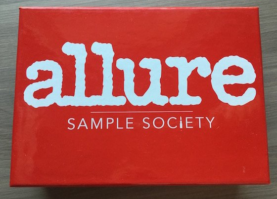Sample Society Subscription Box Review – February 2015 Box