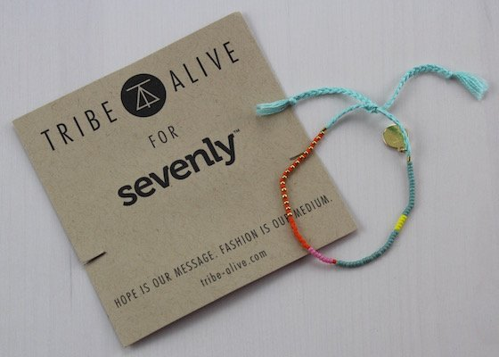 CAUSEBOX Subscription Box Review – Spring 2015 #CAUSEBOX02 Bracelet