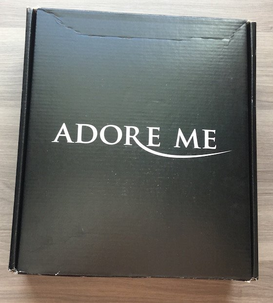 Adore Me Subscription Box Review – March 2015 Box