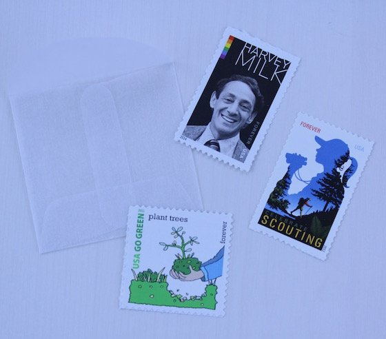 Nicely Noted Subscription Review – March 2015 Stamps