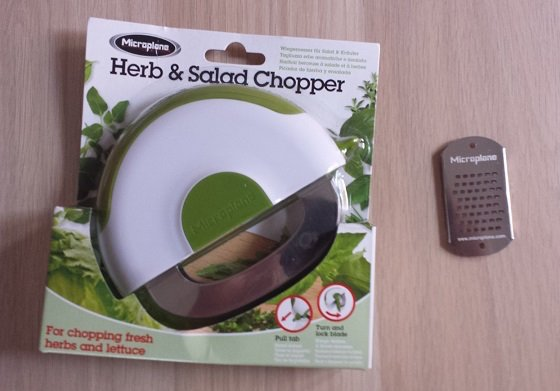 Organic Authority Home and Hearth Goodie Box Review Chopper