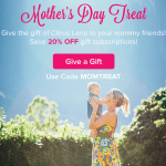 Citrus Lane Mother's Day Coupon – 20% Off Gift Subscriptions