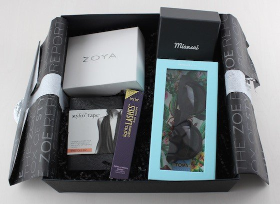 Rachel Zoe Box of Style Spring 2015 Subscription Box Review Items
