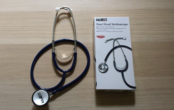 Bramble Box Props Subscription Box Review – April 2015 Stethoscope