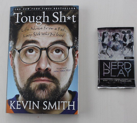 Nerd Block Subscription Box Review – April 2015 Kevin Smith